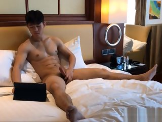 asian Handsome Asian Muscle Twink handsome