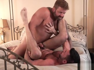 daddy Gay daddy roommates fucking contain a fight gay